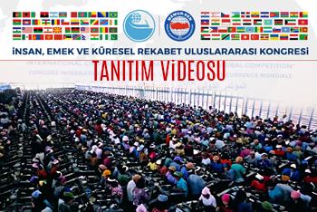 İnsan Emek ve Küresel Rekabet Uluslararası Kongre 4-5.05.2018