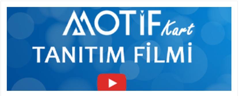 Memur-Sen Motif Kart Tanıtım Filmi