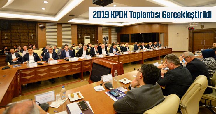 2019 KPDK Toplantısı Gerçekleştirildi