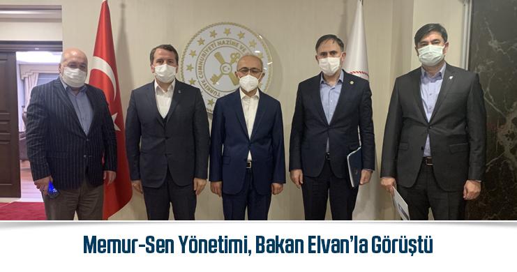 Memur-Sen Yönetimi Seyyanen Zam Talebini Yineledi